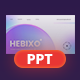 Hebixo Powerpoint Templates