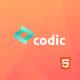 Codic - HTML Starter Template for Developer