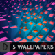 EXTRUDIUM Wallpaper (Customizable) - GraphicRiver Item for Sale