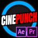 CINEPUNCH I  Video Effects Suite for Adobe After Effects & Adobe Premiere Pro - VideoHive Item for Sale