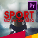 Sport Motivation Intro - VideoHive Item for Sale