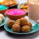 Traditional Indian food laddu for Holi - PhotoDune Item for Sale