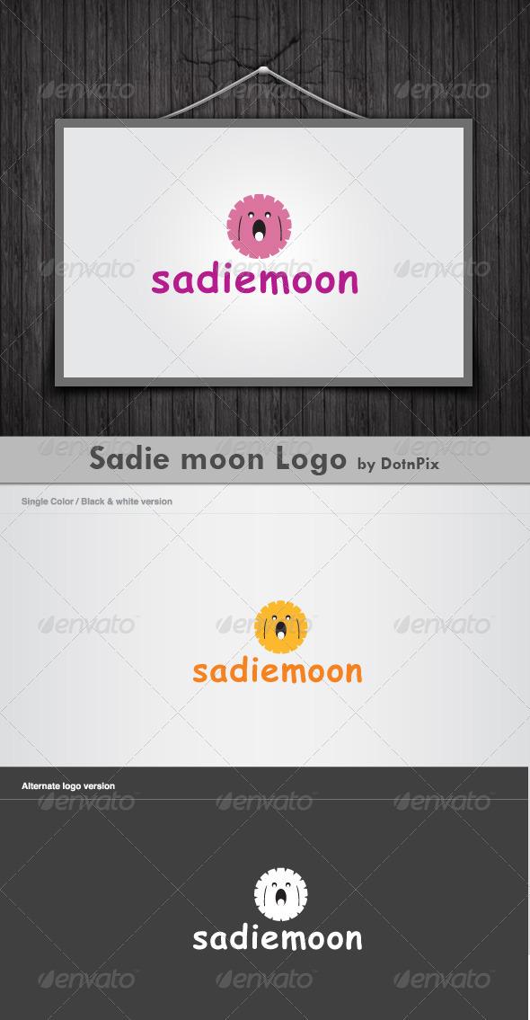 Sadie Moon by Dotnpix - Symbols Logo Templates
