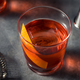 Boozy Refreshing Boulevardier Cocktail - PhotoDune Item for Sale