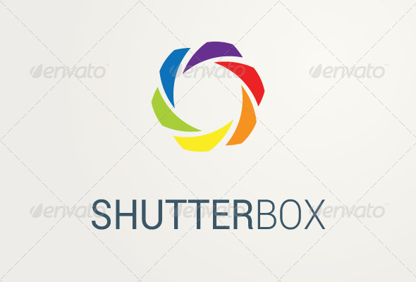 Shutterbox  - Vector Abstract