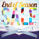 End of Season Sale Flyer Template - GraphicRiver Item for Sale