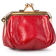 Red leather purse - PhotoDune Item for Sale