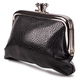 Black leather purse isolated - PhotoDune Item for Sale