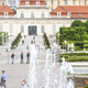 Lower Belvedere Palace And Fountain, Austria - PhotoDune Item for Sale