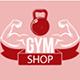 Gym shop –Unbounce Landing page