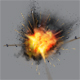 Explosion & Smoke Particle Effects - GraphicRiver Item for Sale