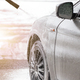 Purifying automobile with touchless technology in exterior carwash - PhotoDune Item for Sale