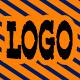 Digital Glitch Logo