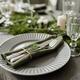Elegant Dining Table on Christmas - PhotoDune Item for Sale