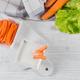 Vegetable sticks. Fresh carrot with yogurt sauce. - PhotoDune Item for Sale