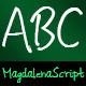 Magdalena Script - GraphicRiver Item for Sale
