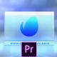 Hi tech Touch Interface-Futuristic Logo Sting - Premiere Pro - VideoHive Item for Sale