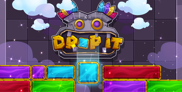 Drop It - HTML5 Game (Phaser 3)