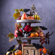 Halloween composition with autumn fruits - PhotoDune Item for Sale