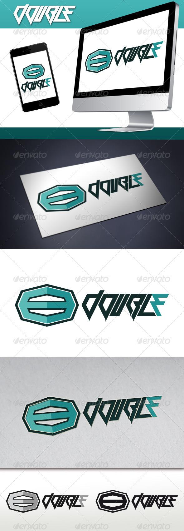 Letter E Logo (Double E) - Letters Logo Templates