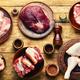 Piece fresh meat set - PhotoDune Item for Sale