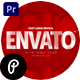 Fast Logo Reveal for Premiere Pro - VideoHive Item for Sale