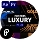 Posters Luxury - VideoHive Item for Sale