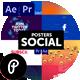 Posters Social Media - VideoHive Item for Sale