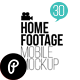 Home Footage Mobile Mockup - VideoHive Item for Sale