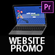 Super Dynamic Website Promo - Web Demo Premiere Pro - VideoHive Item for Sale