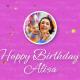 Happy birthday Alisa - VideoHive Item for Sale