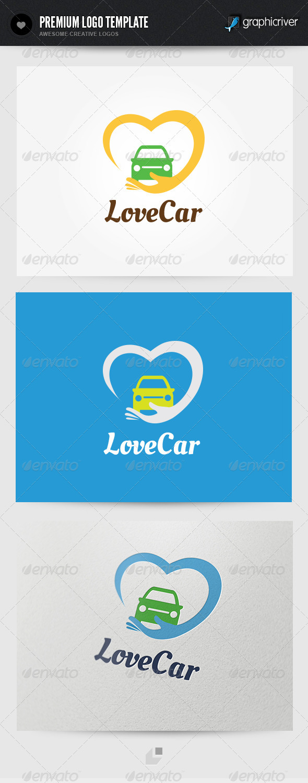 Love Car Logo - Objects Logo Templates
