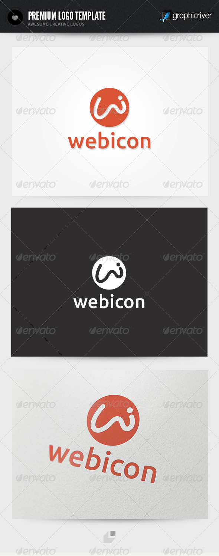 Web Icon Logo - Symbols Logo Templates