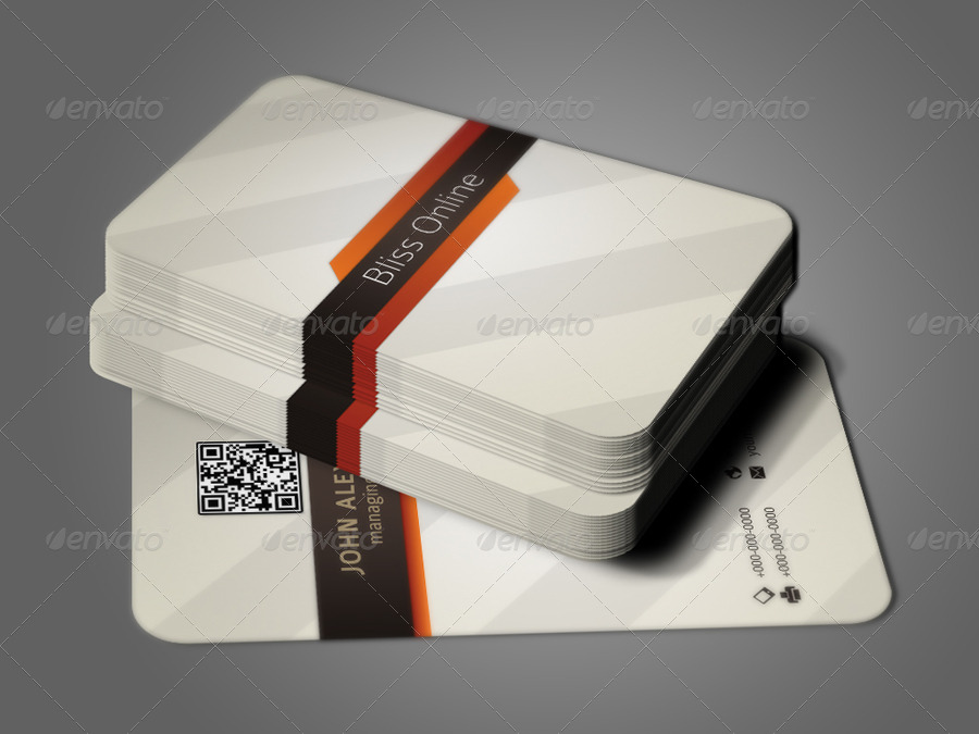Classic Business Card by -axnorpix   GraphicRiver
