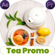 Tea Promo | MOGRT - VideoHive Item for Sale