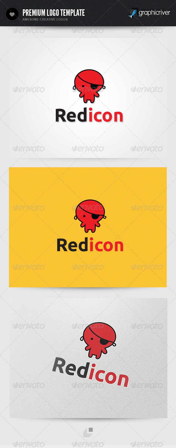 Redicon Logo - Vector Abstract