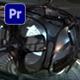 SciFi Cyber Tech Logo_Premiere Mogrt - VideoHive Item for Sale