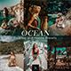 8 Ocean Lightroom Presets