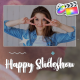 Happy Slideshow | FCPX