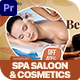 Spa Saloon and Cosmetics Slideshow (MOGRT) - VideoHive Item for Sale