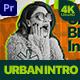Urban Blog Intro (MOGRT) - VideoHive Item for Sale