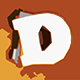 Glitch Dubstep Logo