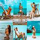Summer Tones Photoshop Action & Lightrom Presets