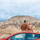 Happy couple on summer car vacation - PhotoDune Item for Sale