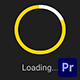 Loading Logo | For Premiere Pro - VideoHive Item for Sale