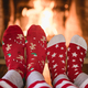 Christmas Xmas Couple Holiday Winter - PhotoDune Item for Sale