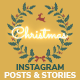 Merry Christmas Sale Instagram Ad B181 - VideoHive Item for Sale
