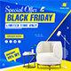 Black Friday Sofa HTML5 Banner Ads GWD