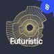 Futuristic Geometric Photoshop Brushes Set