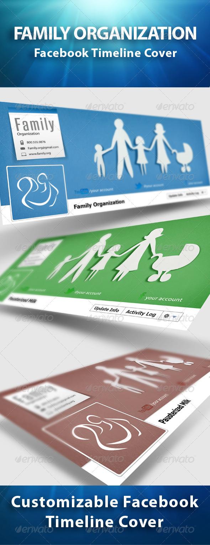 Family Organization - Facebook Timeline Covers Social Media